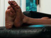 นวดเท้า และจัดหนักเอามันต่อทันที